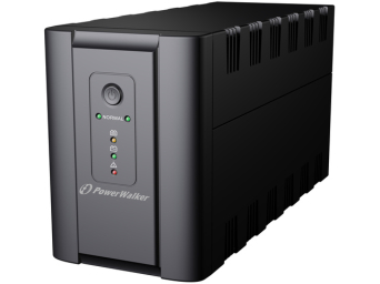 UPS POWERWALKER LINE-INTERACTIVE 1200VA 6X IEC OUT, RJ11/RJ45 IN/OUT, USB
