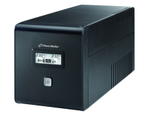 UPS POWER WALKER LINE-INTERACTIVE 1000VA 2X 230V PL + 2XIEC OUT, RJ11/RJ45 IN/OUT, USB, LCD