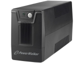 UPS POWERWALKER LINE-INTERACTIVE 800VA 2X PL 230V, RJ11/45 IN/OUT, USB