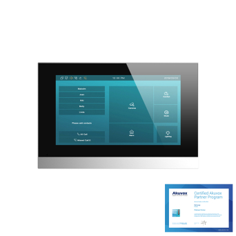 "AKUVOX C315W - Monitor 7"" Android z WiFi"