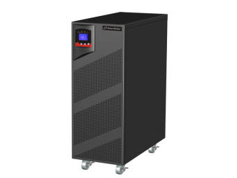 UPS POWERWALKER ON-LINE 3-FAZOWY 10 KVA 2X IEC, TERMINAL OUT, USB/RS-232, EPO, LCD, TOWER