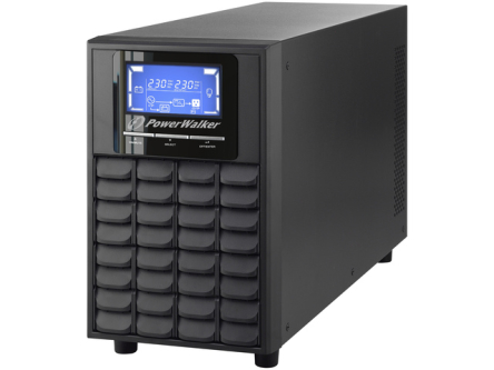 UPS POWER WALKER ON-LINE 2000VA 4X IEC OUT, USB/RS-232, LCD, TOWER