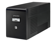 UPS POWER WALKER LINE-INTERACTIVE 1500VA 2X 230V PL + 2XIEC OUT, RJ11/RJ45 IN/OUT, USB, LCD