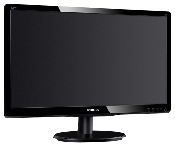 "MONITOR PHILIPS 19,5"" 200V4QSBR LED MVA DVI CZARNY"