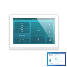 "Akuvox C317W - Monitor wideodomofonowy IP 10"" Android WiFi"