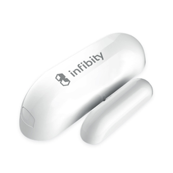 INFIBITY DOOR & WINDOW SENSOR, Z-Wave
