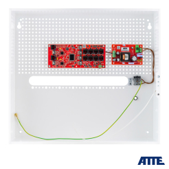 Zestaw do 8 kamer IP ATTE IP-8-20-H