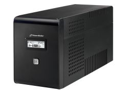 UPS POWERWALKER LINE-INTERACTIVE 1500VA 2X 230V PL + 2XIEC OUT, RJ11/RJ45 IN/OUT, USB, (PO NAPRAWIE)