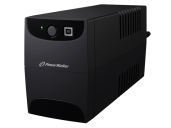 UPS POWER WALKER LINE-INTERACTIVE 850VA 2X SCHUKO OUT, RJ11 IN/OUT, USB