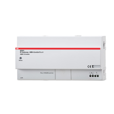 BRAMKA IP ABB WELCOME (83341-500)