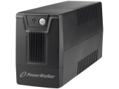 UPS POWERWALKER LINE-INTERACTIVE 600VA 2X SCHUKO 230V, RJ11/45 IN/OUT, USB