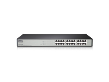 "SWITCH RACK 19"" 24-PORT 100MB, ST3124 NETIS"